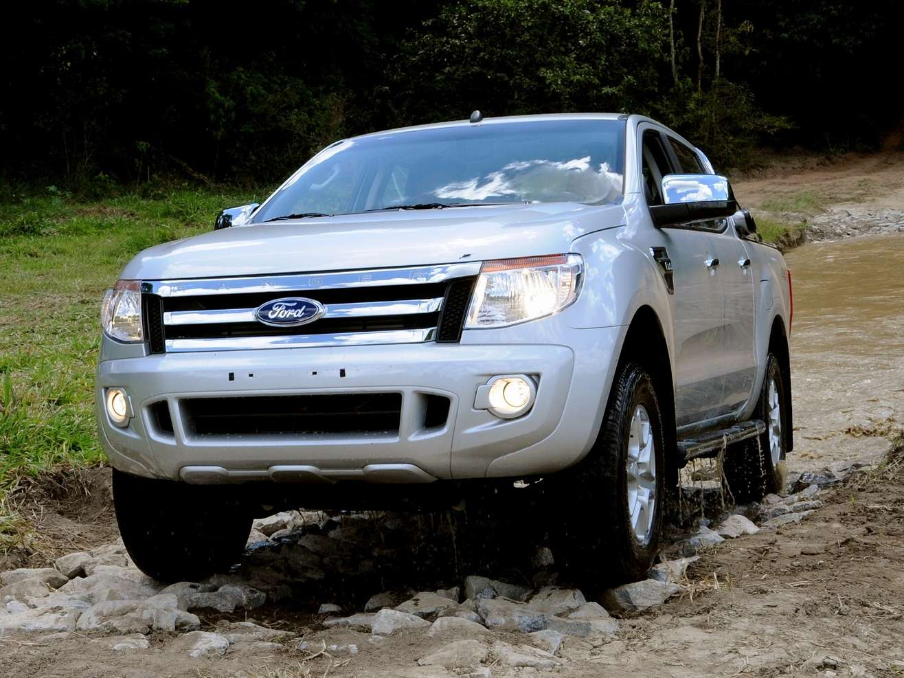 Ford Ranger Limited #8950028