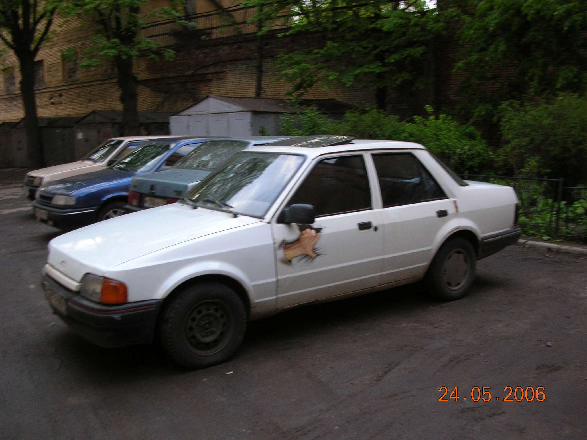 Ford Orion #8265598