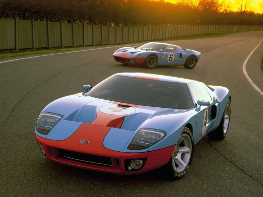 Ford GT 40 #8805740