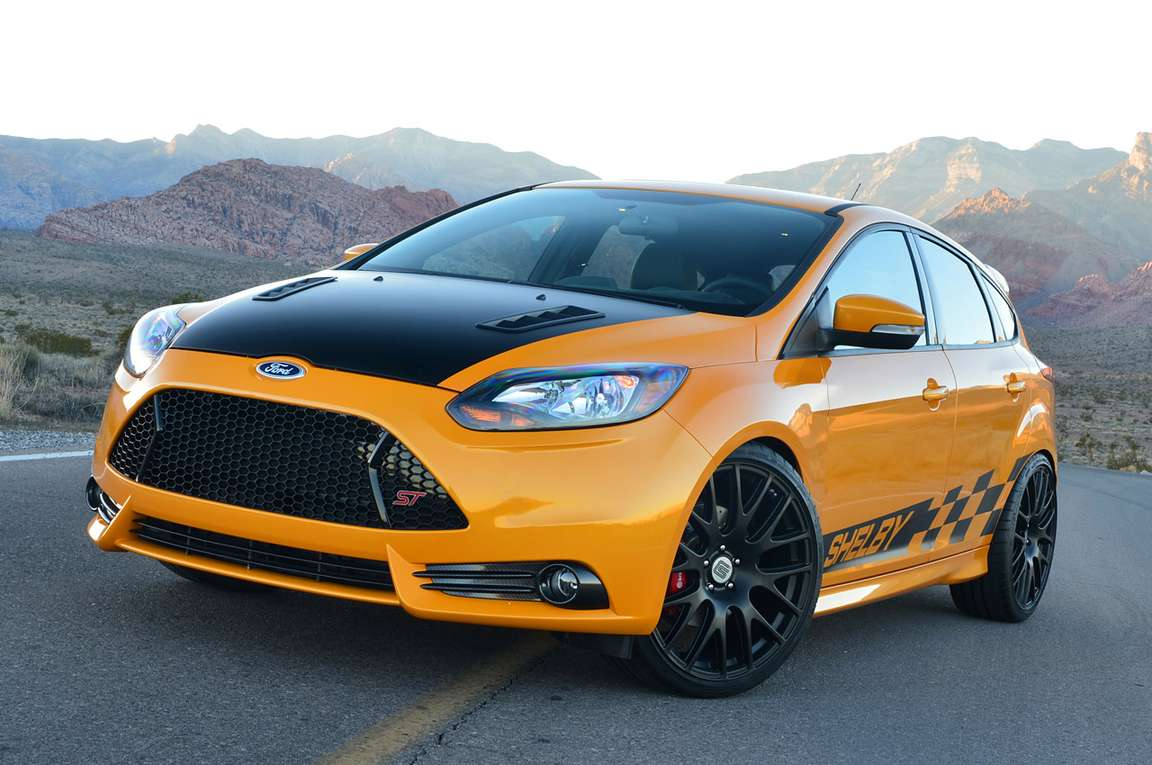 Ford Focus ST #7898611