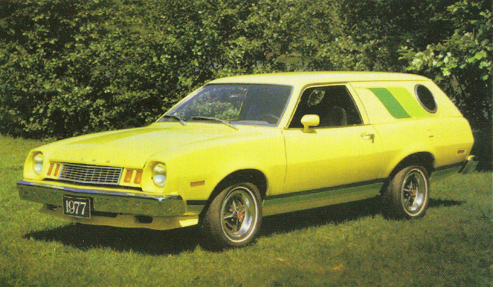 Ford Pinto #9130652