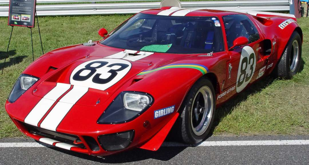 Ford GT 40 #8097270