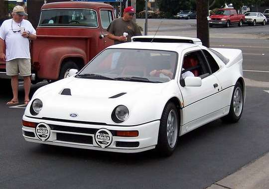 Ford RS200 #9357288