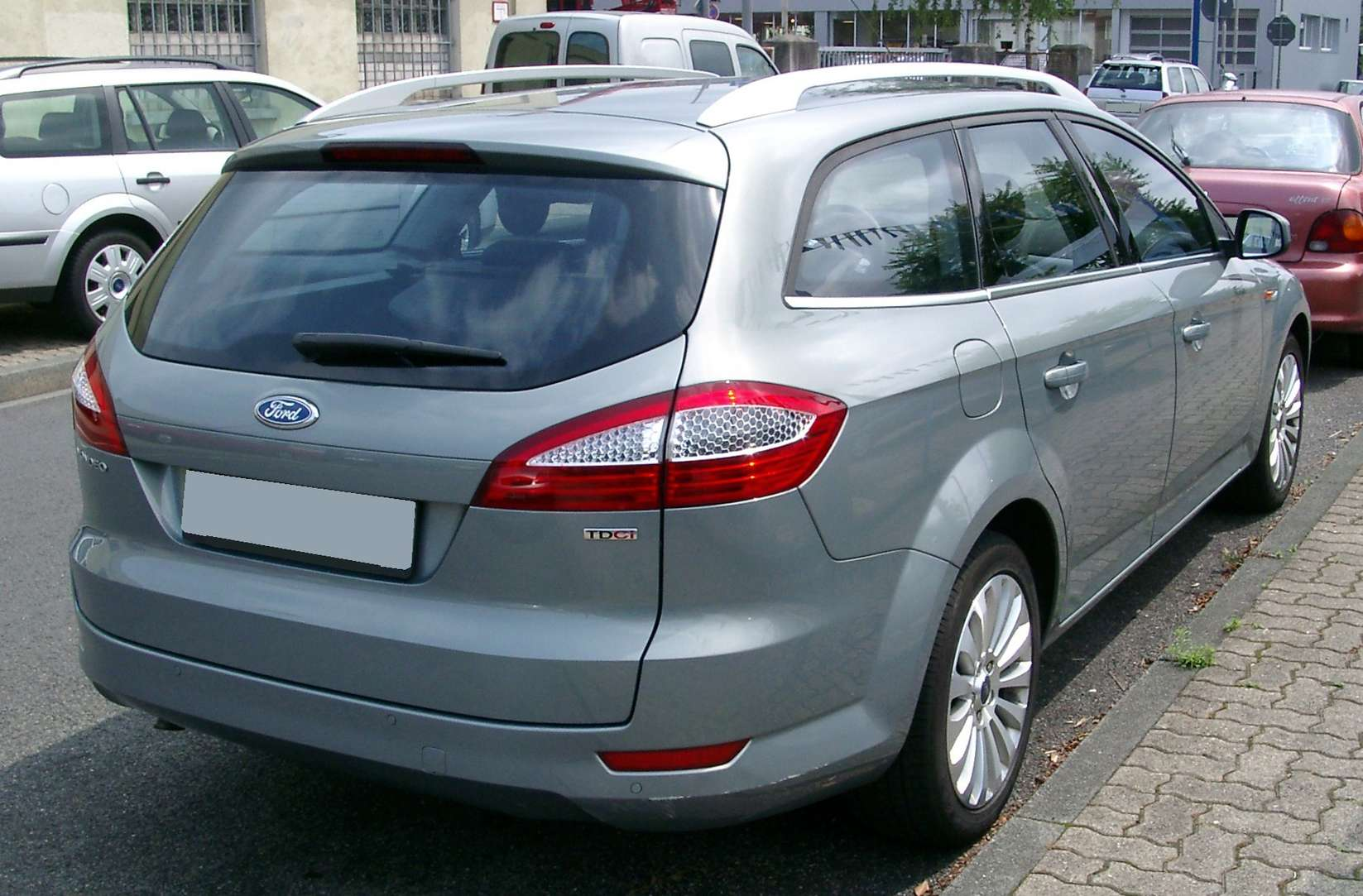 Ford Mondeo Turnier #9066002