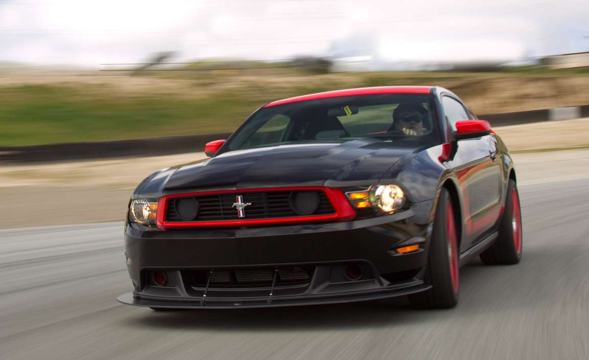 Ford Mustang Boss 302 #7732685