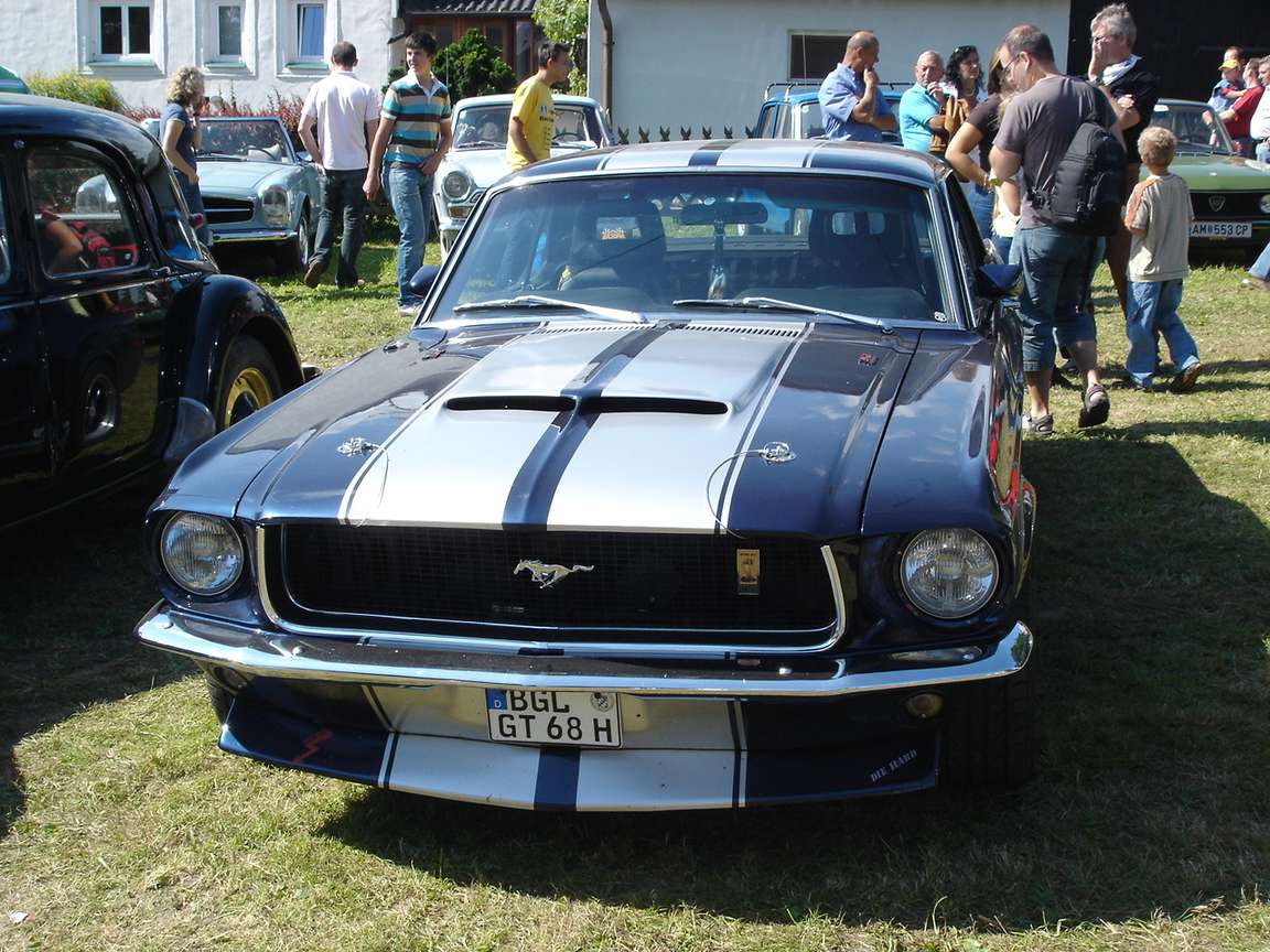 Ford Mustang Shelby GT 500 #7800410