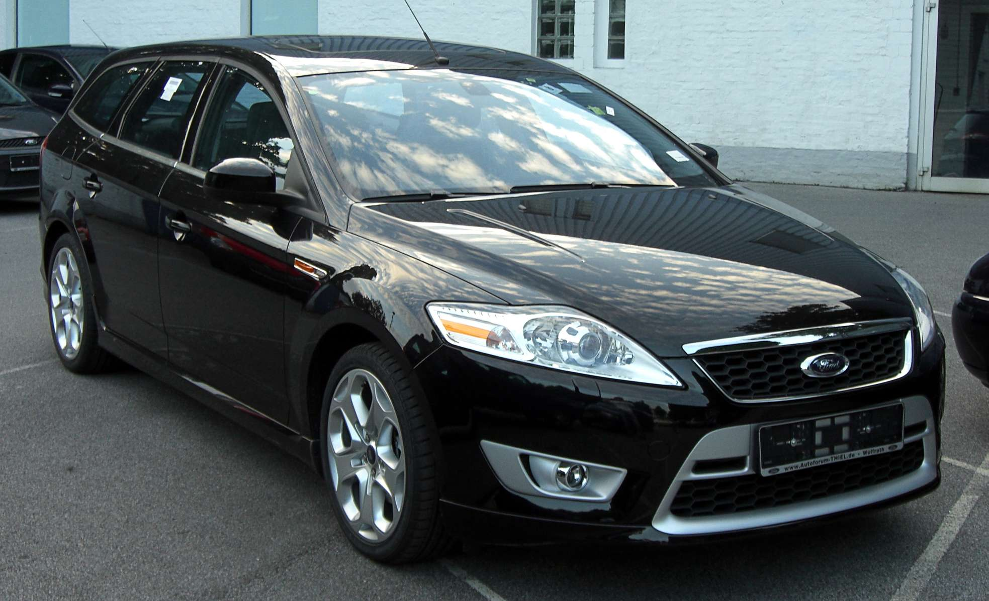 Ford Mondeo #7088531