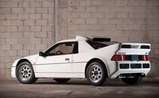 Ford RS200 #9544206