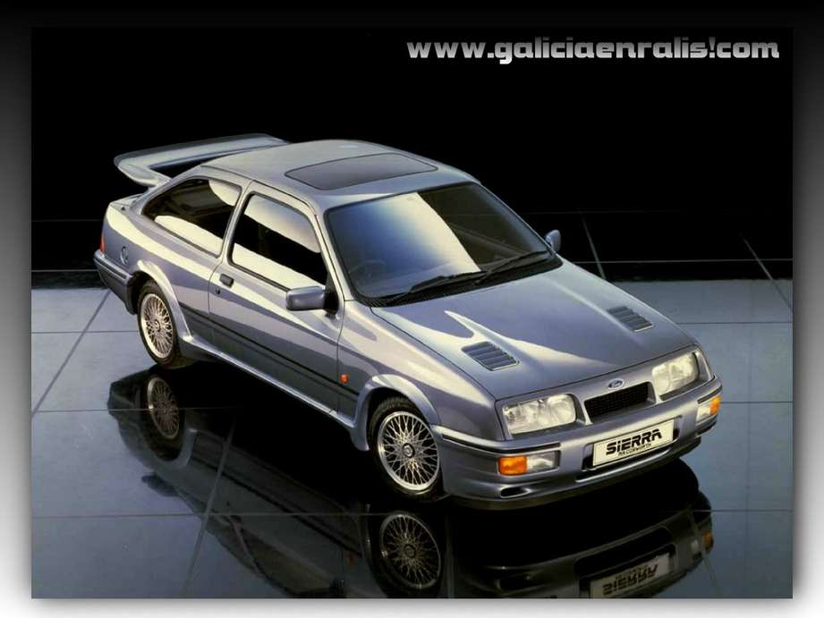 Ford Sierra Cosworth #9348580