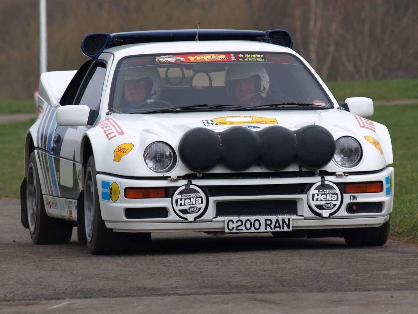 Ford RS 200 #8529723