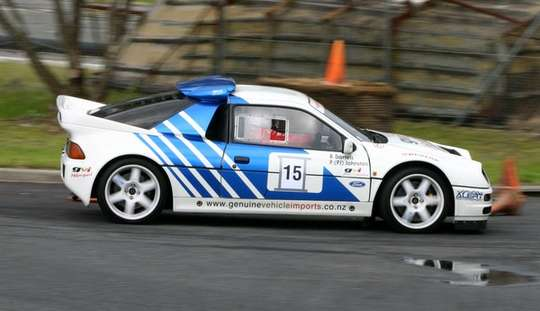 Ford RS200 #8519872