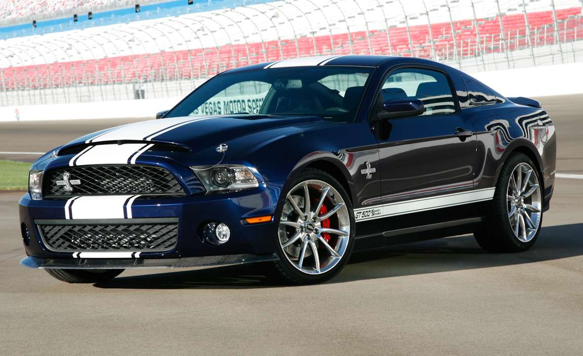 Ford Mustang Shelby GT500 #8745811