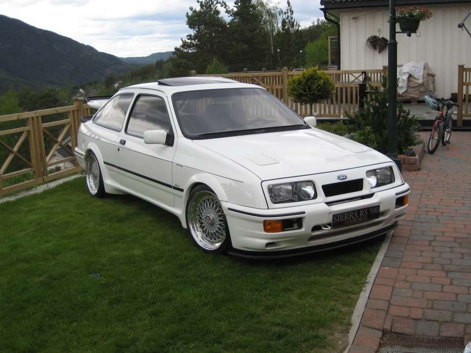 Ford Sierra RS Cosworth #8359555