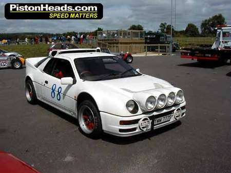 Ford RS200 #7377700