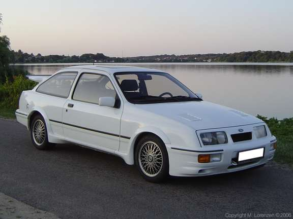 Ford Sierra RS Cosworth #9289970