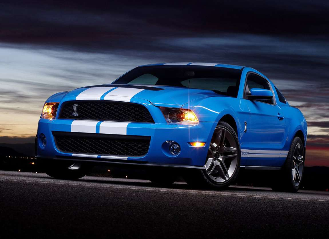 Ford Shelby GT 500 #9158573