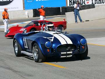 Ford Shelby Cobra #8741845