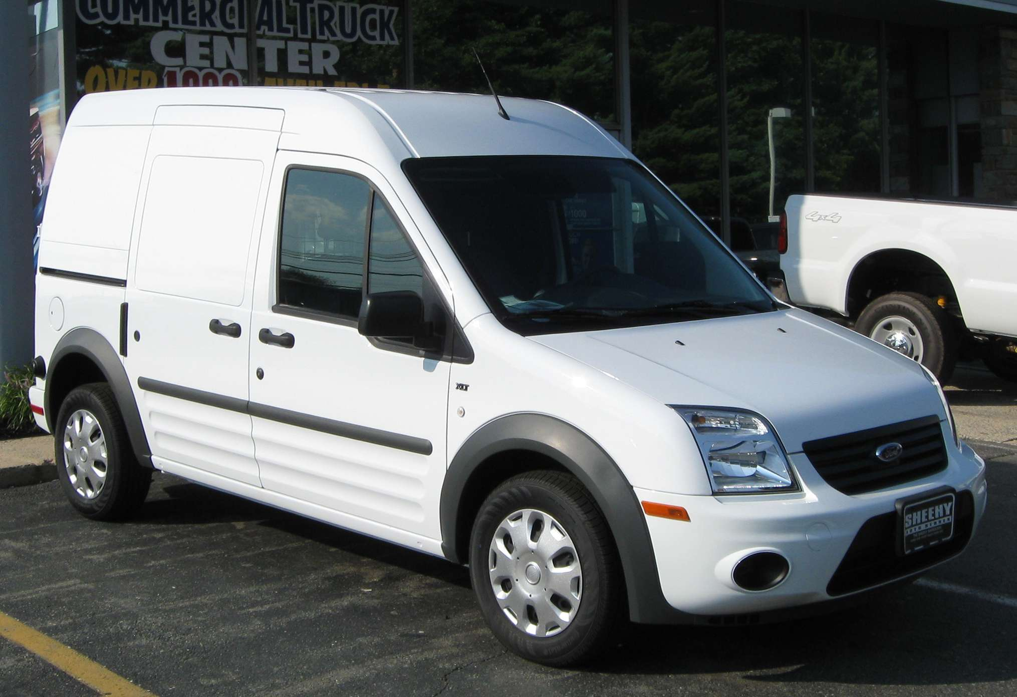 Ford Transit Connect #9803272