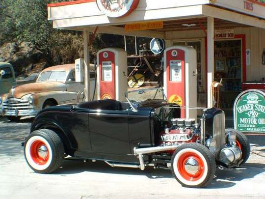 Ford Roadster #7782536