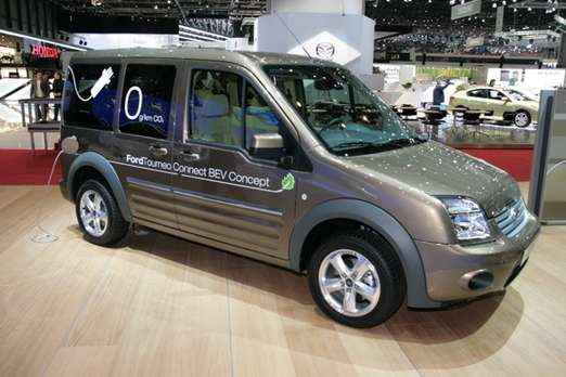 Ford Tourneo Connect #9520336