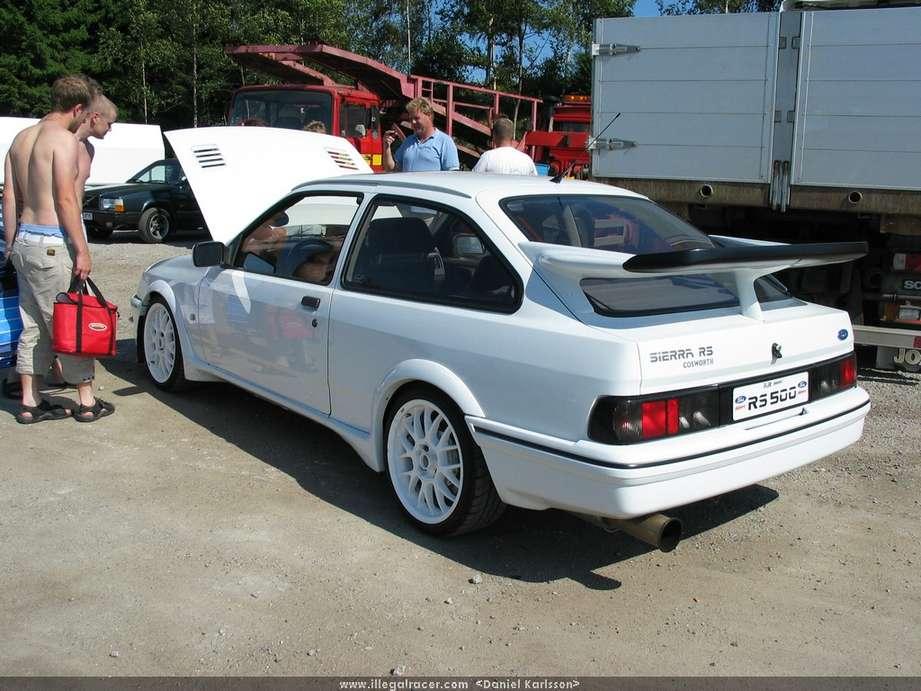 Ford Sierra Cosworth #7505014