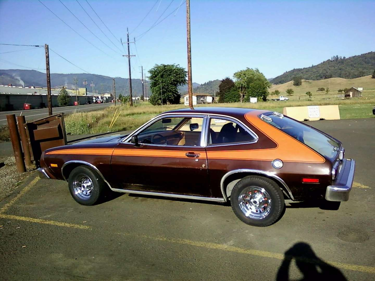 Ford Pinto #9638933