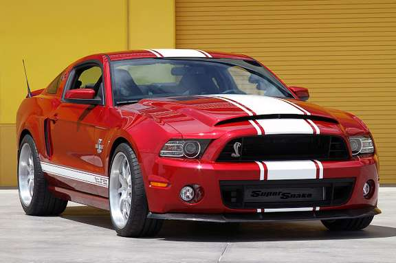 Ford Shelby GT500 #7156782