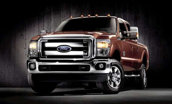 Ford Super Duty #7515167