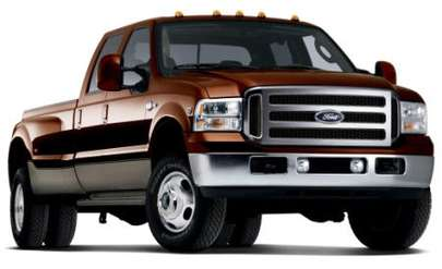 Ford Truck #8098515