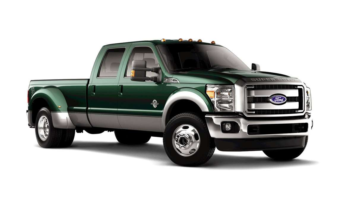 Ford Super Duty #7875281