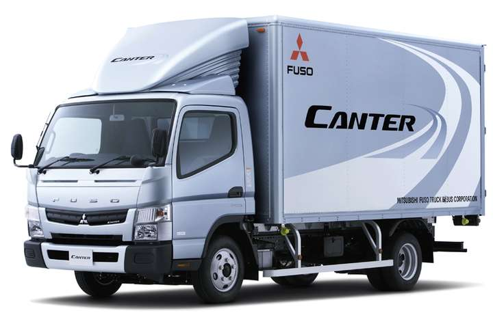Fuso Canter #9854044