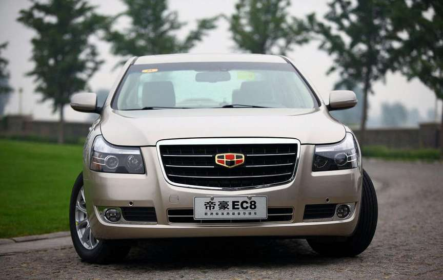 Geely Emgrand EC8 #7592355