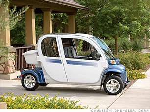 GEM Electric Car #8786098