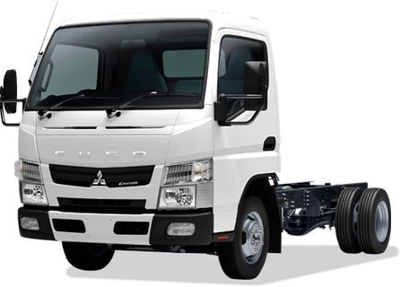 Fuso Canter #8559652