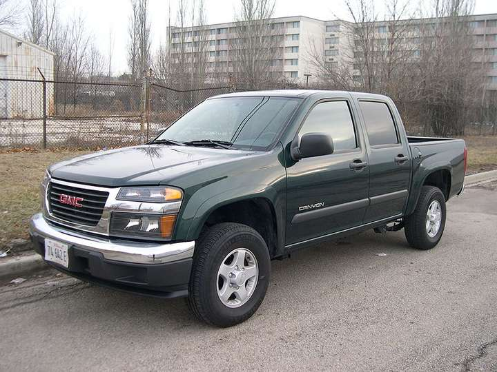 GMC Canyon #7799280