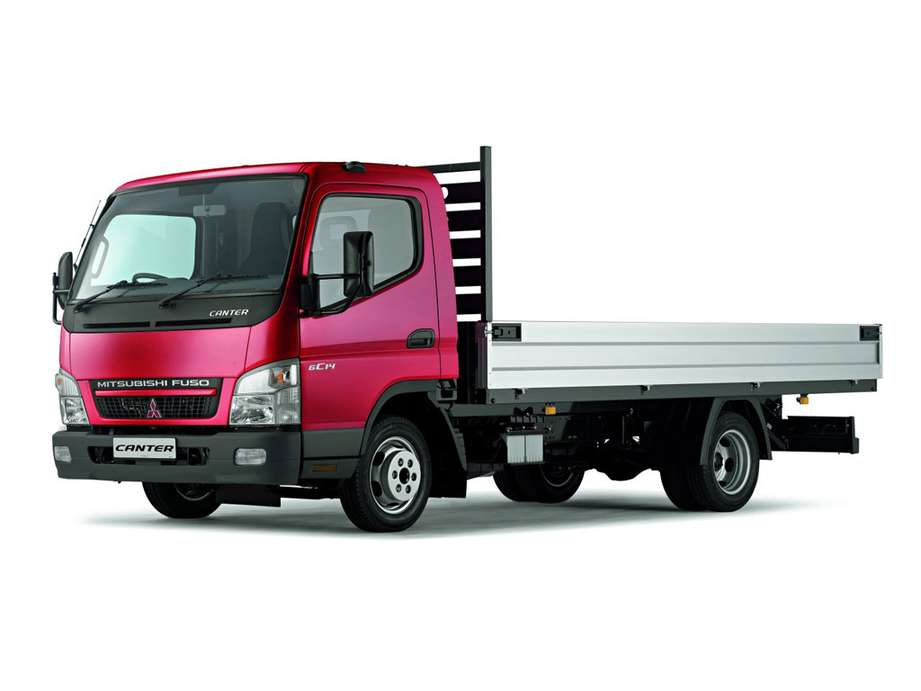 Fuso Canter #7592046