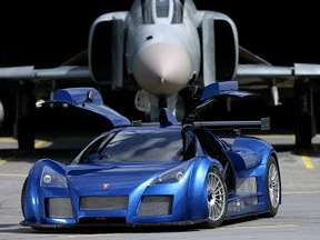 Gumpert Apollo #9231675
