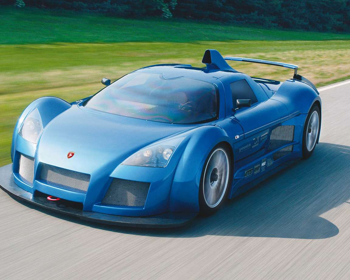 Gumpert Apollo S #9187968