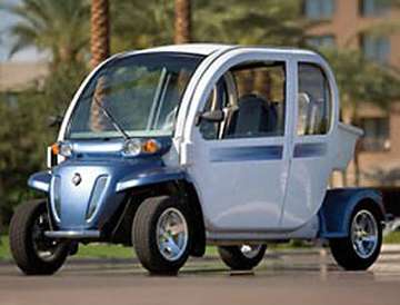 GEM Electric Car #9364125