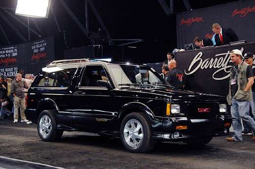 GMC Typhoon #8881865