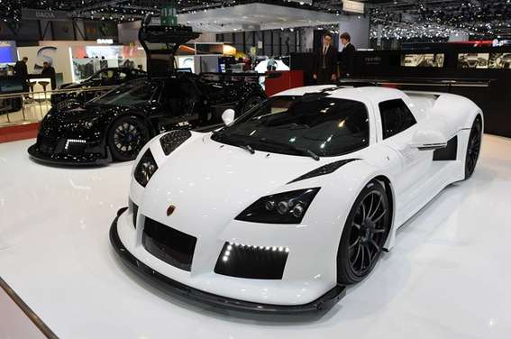 Gumpert Apollo S #7708134