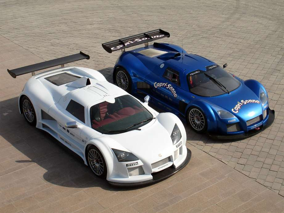 Gumpert Apollo S #9958235