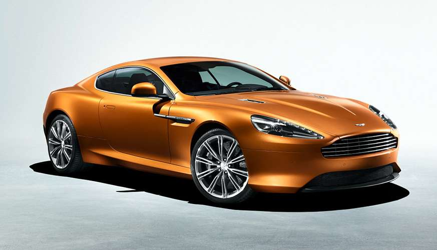 Aston Martin Virage #9801321
