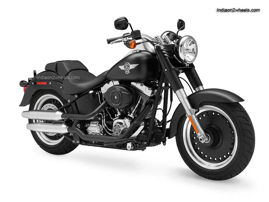 Harley-Davidson Fat Boy #9619960