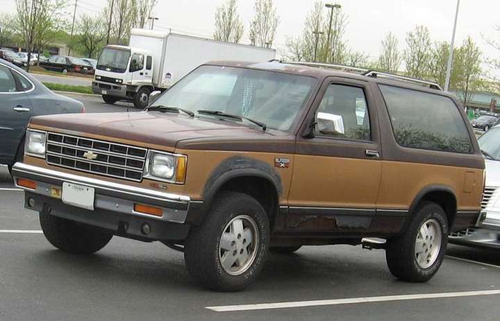 GMC Jimmy #8661080