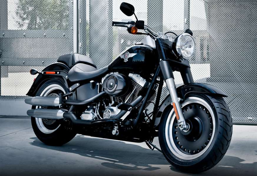 Harley-Davidson Fat Boy #9781681