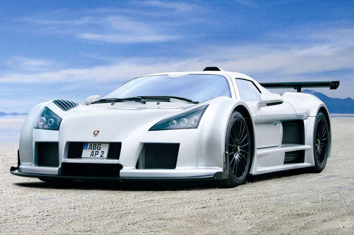 Gumpert Apollo S #7718704