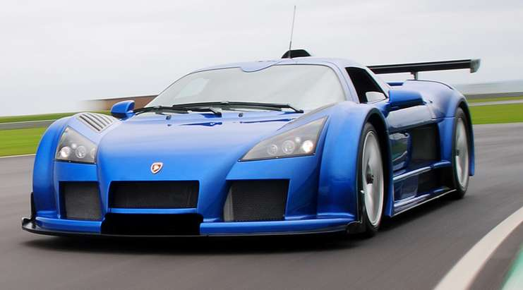 Gumpert Apollo S #7126179