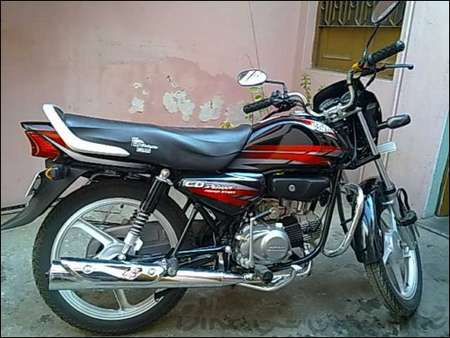 Hero Honda CD Deluxe #9883097
