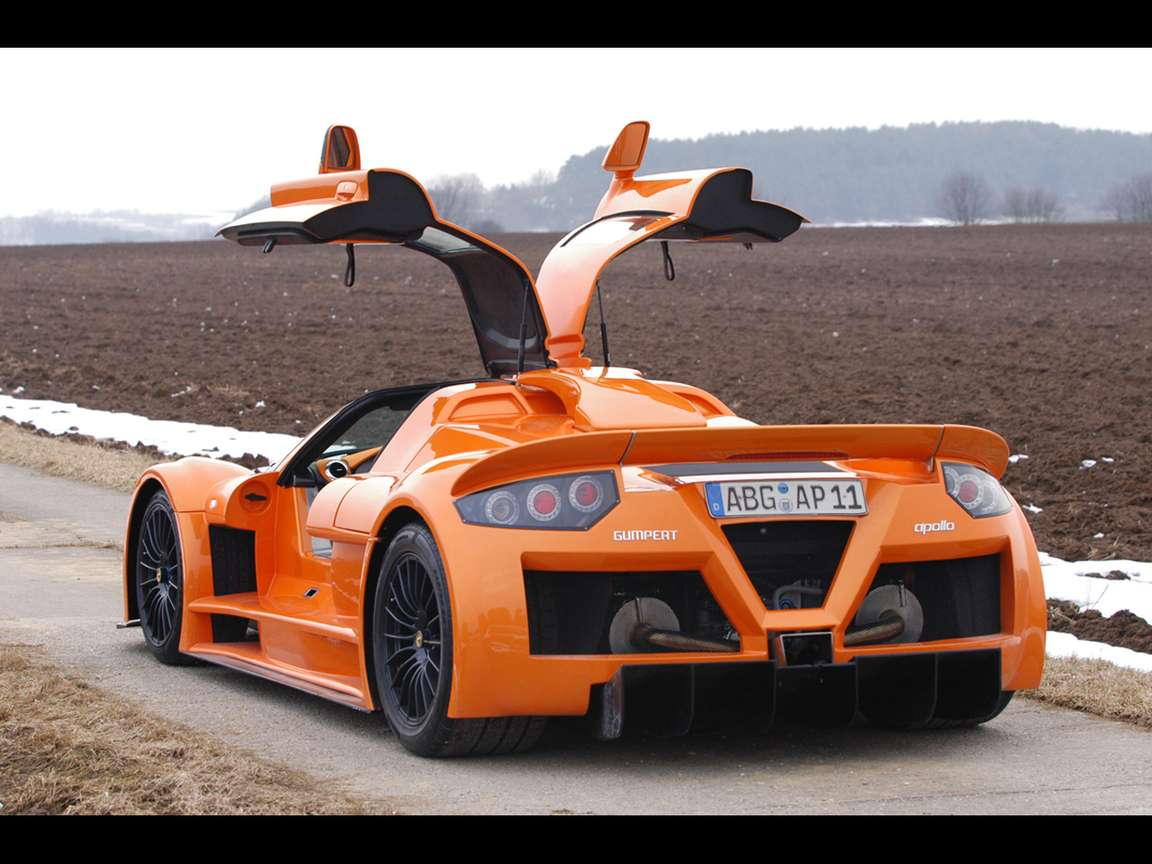 Gumpert Apollo S #9086694
